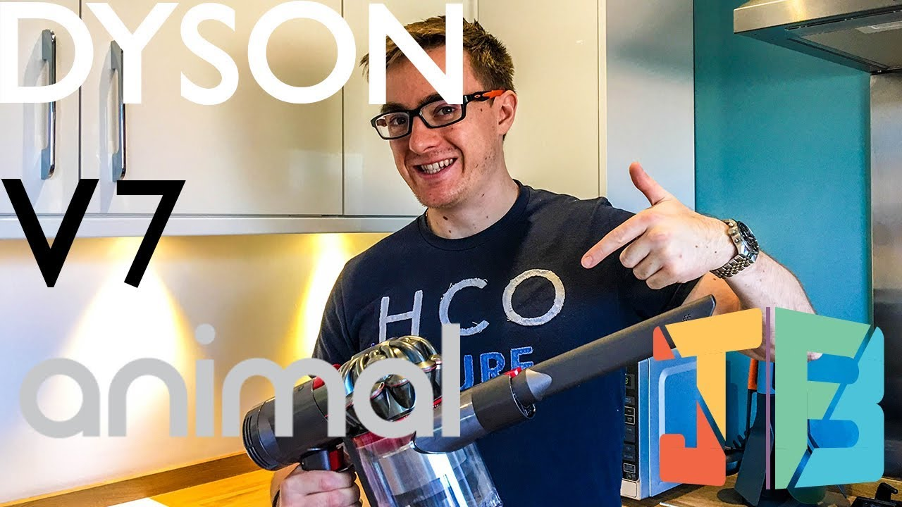 dyson v7 animal full review real life battery test. Black Bedroom Furniture Sets. Home Design Ideas