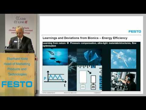 How CC-Link fits into Festo's global automation business