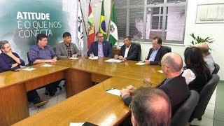 Em Chapecó, presidente destaca atenção do Legislativo às demandas municipais