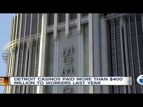 """ABC Detroit: Casino employees """"hitting the jackpot"""" in the Motor City"""