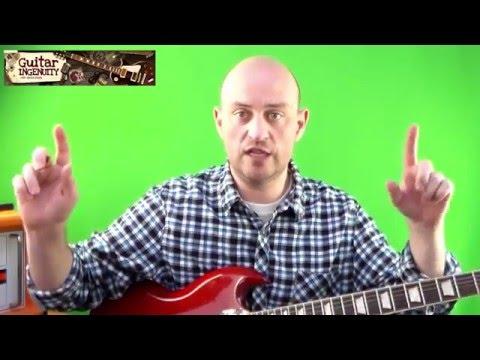 Examples Of Easy Power Chords Songs - Easy Power Chord Guitar Tutorial