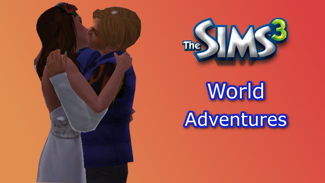 the sims 3 world adventures part 30 birthdays and. Black Bedroom Furniture Sets. Home Design Ideas