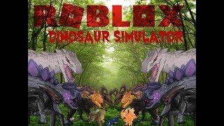 Roblox - Dino Sim Wars - ¿La segunda guerra más intensa en Dino Sim?