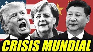 ¿SE AVECINA una NUEVA CRISIS MUNDIAL? 🌎 ARGENTINA, GUERRA COMERCIAL, BREXIT, ALEMANIA, HONG KONG...
