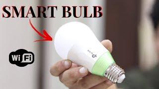 Smart WiFi Bulb | Tp-Link Smart WiFi Bulb | Tech Unboxing 🔥
