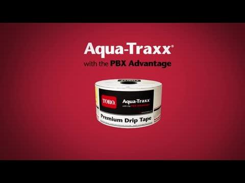 Toro Aqua-Traxx Cintas Premium de Riego por Goteo