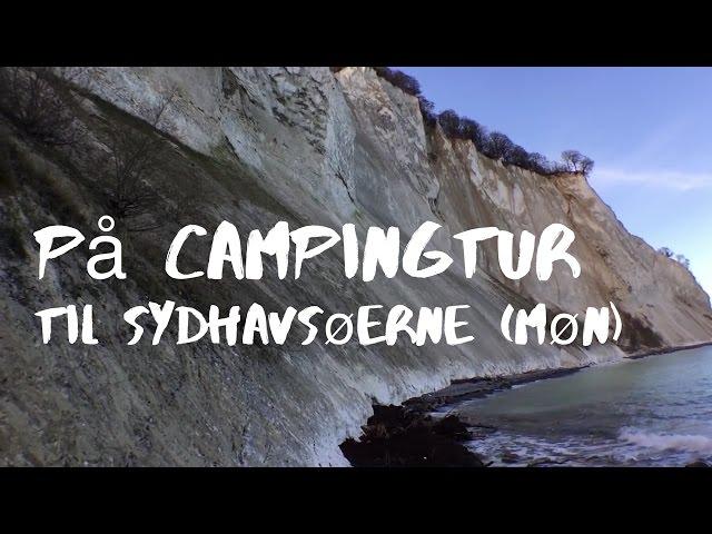 På campingtur til sydhavsøerne (Møn)