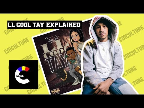 "Tay B ""LL Cool Tay EP"" 