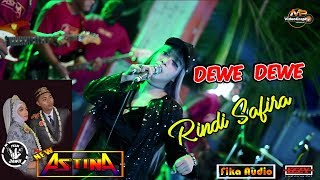 DEWE DEWE RINDI SAFIRA NEW ASTINA Wedding riskySri Fika Audio