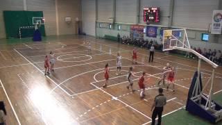 Pomerania Poland  Grodno Belarus Superfinal EGBL U14 02 05 Part2