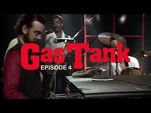 Tony Ashton & Rick Wakeman - Jam & The Blues (GasTank Ep 4) | Rick Wakeman