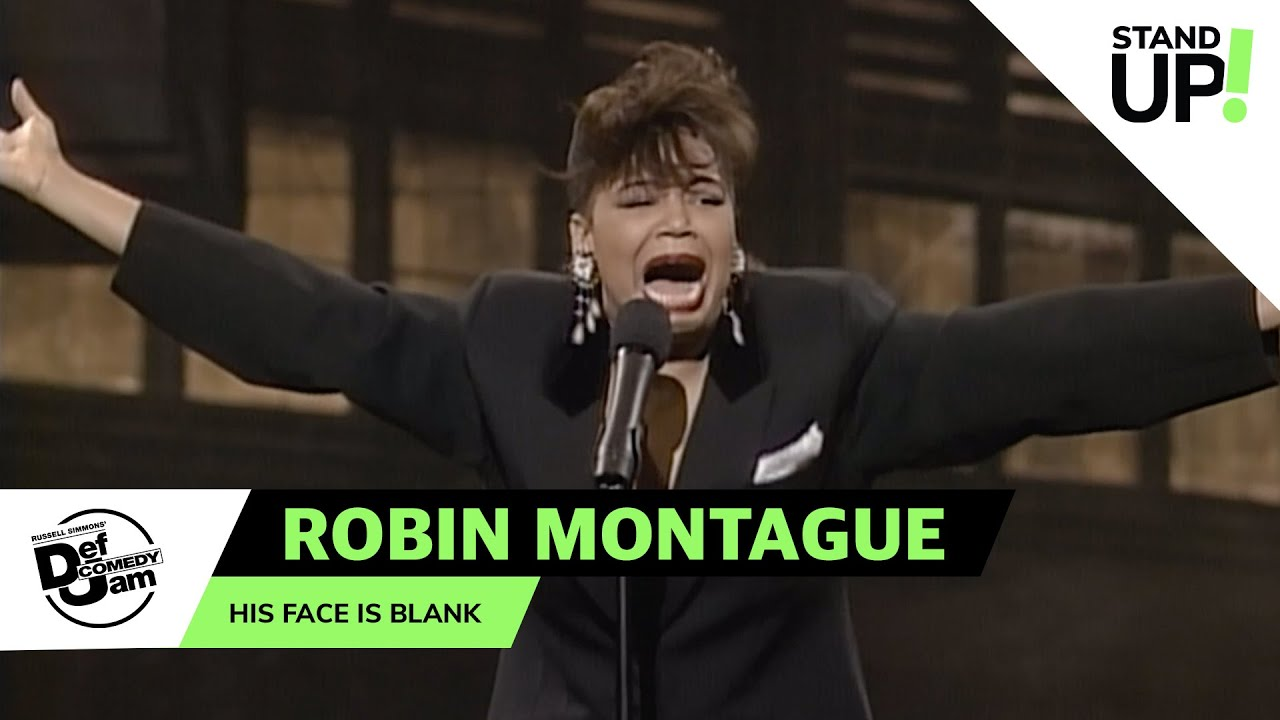 Robin Montague Is Freaked Out By Michael Jackson | Def Comedy Jam | LOL StandUp!