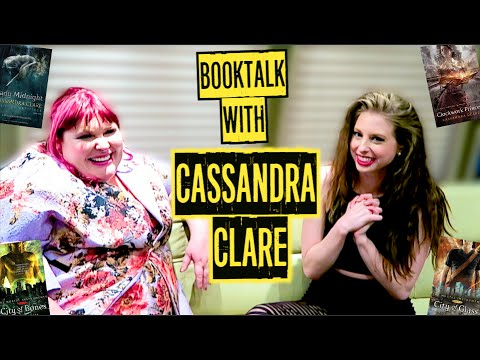 BOOKTALK WITH CASSANDRA CLARE