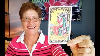Queen of Pentacles - Embrace the magic of Your Life: Understand the Court Cards in the Tarot
