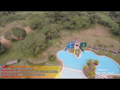 LOT FOR SALE IN BARAS RIZAL - PALO ALTO BY STA. LUCIA LAND INC.