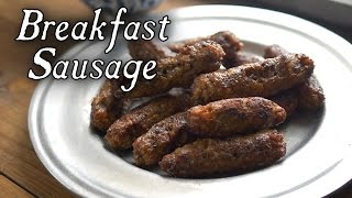 A 300-Year-Old Delicious Sausage Recipe