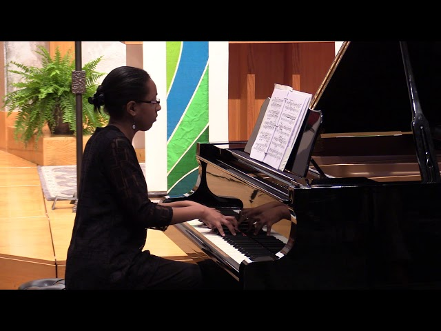16 Brahms, Intermezzo Op  117 No  1