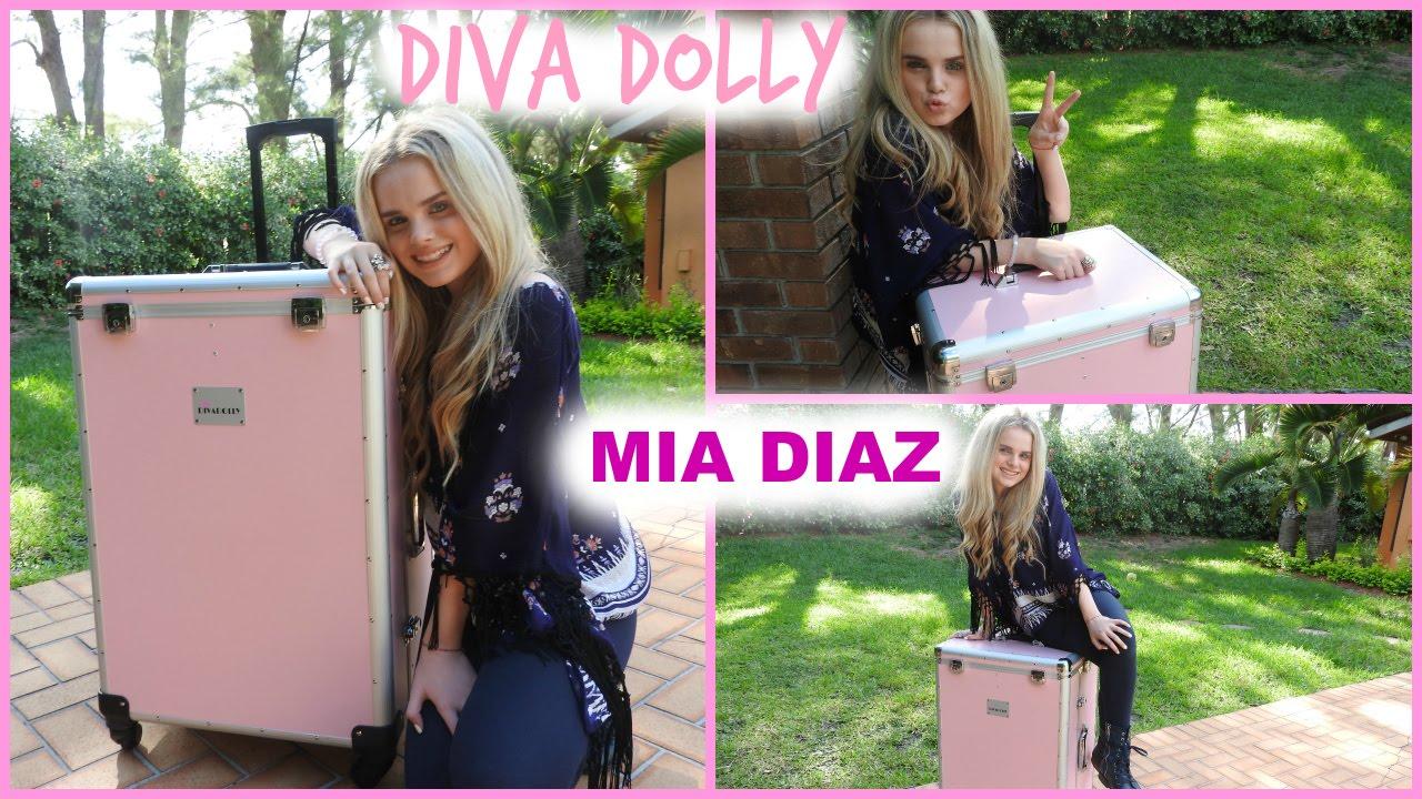 Diva dolly overview mia diaz youtube - Diva mia napoli ...