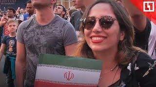 Иранки дорвались до футбола