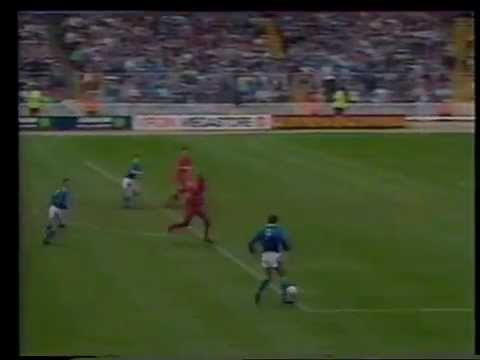 Everton 1 C Palace 4 - 07 April 1991 - ZDS Cup Final (just the EFC goal)