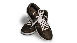 Как красиво завязать шнурок на кедах или кроссовках ?