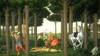 SANDRO BOTTICELLI.-  ( Pintor Italiano.   Biografia y Obra. )   LNLG3