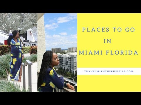 Things To Do In Miami and Fort Lauderdale Florida