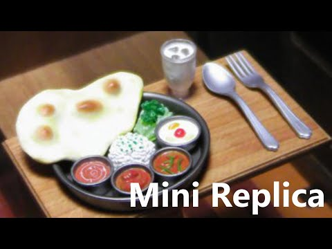 0 RE MENT miniature collection #1   Restaurant