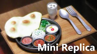 Fake Food (Miniature Collectables) Re-Ment 1 - Restaurant thumbnail