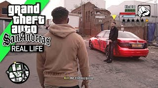 GTA San Andreas in REAL LIFE 4 | TrueMOBSTER