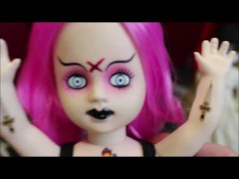 Living Dead Dolls 20th Anniversary Series Review Just Jen