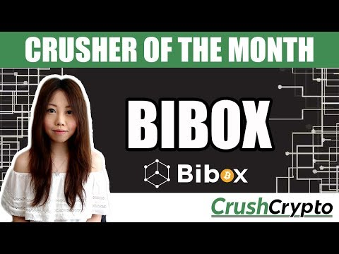 Crusher of the Month: Bibox (BIX) - Encrypted Digital Asset Exchange