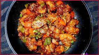 Dry Chilli Chicken | Indo Chinese Recipe