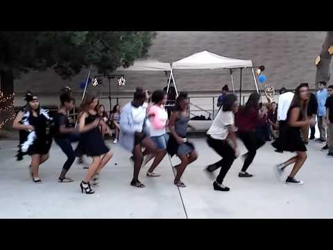 Arizona middle school promotion dance