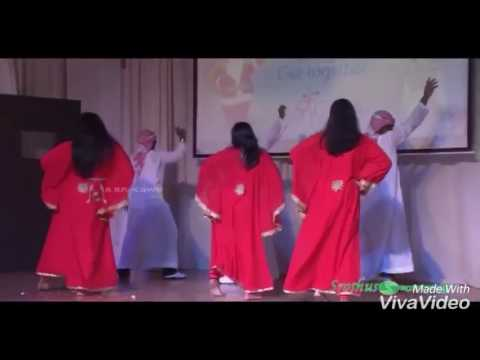 Group Dance - Mal Habibi, A Romantic Dance for Arabia