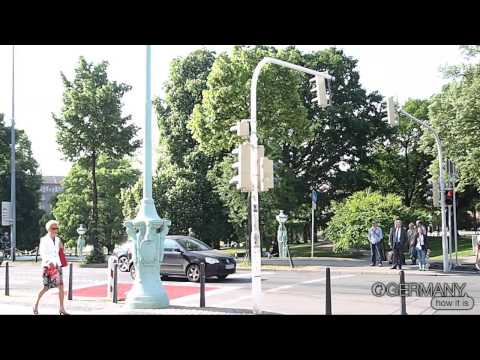 Germany, how it is: City tour Mannheim