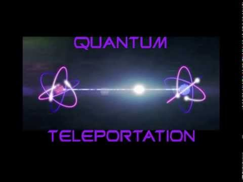 USF School Project: Quantum Teleportation Animation