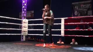 Дженифер Б - По Парам (Cover | Дима Билан) Live
