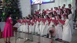 Ca Đoàn Hiển Linh 24/12/2017 - Chúa Thương Chúng Ta