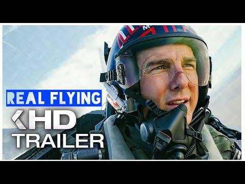 TOP GUN: MAVERICK FEATURETTE – REAL FLYING June 26 (2020) TOM CRUISE