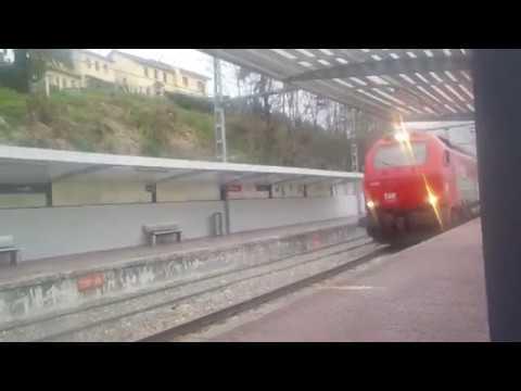 takargo euro 4000 con bobinero Trasona - Vilar Formoso