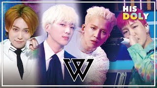 WINNER Special ★Since 'Really Really' to 'SOSO'★ (58m Stage Compilation)