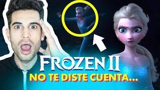 EL SECRETO de Frozen 2 ❄️ Análisis del trailer A FONDO  🍁☃️