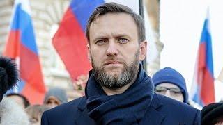 Навальный, как удар  власти.