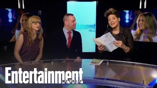 The Voice on EW: Tessanne Chin doing a takeout menu serenade