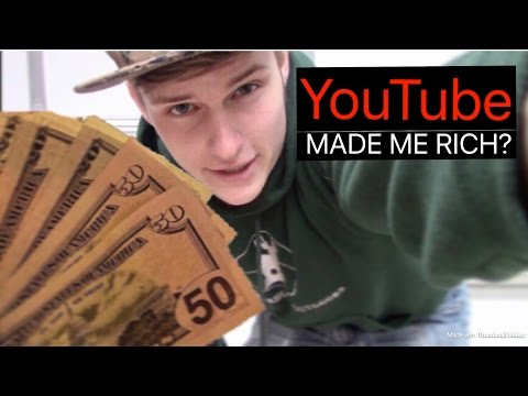 How Much Money I Make With ONLY 1000 SUBSCRIBERS? & How It Varies!
