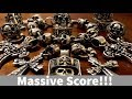 Massive Silver Score Equals Huge Profits For Us! Flipping Silver Jewelry  On eBay!