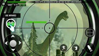 Dinosaur Hunt 2020 - A Safari Hunting Games Android Gameplay