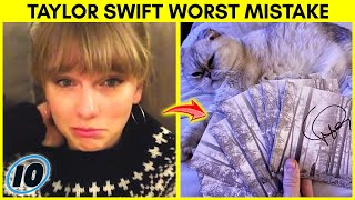 Taylor Swift Warns Fans New Album May Have This