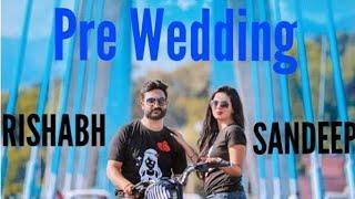 Rishabh & Sandeep // Pre Wedding // B.M.S Mp3